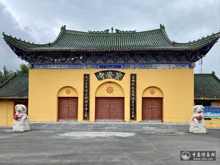 黑龙江绥化安达市保安寺-寺庙信息网