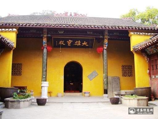 安徽泾县宝胜禅寺-寺庙信息网