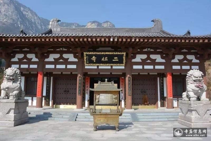 安徽岳西二祖寺-寺庙信息网