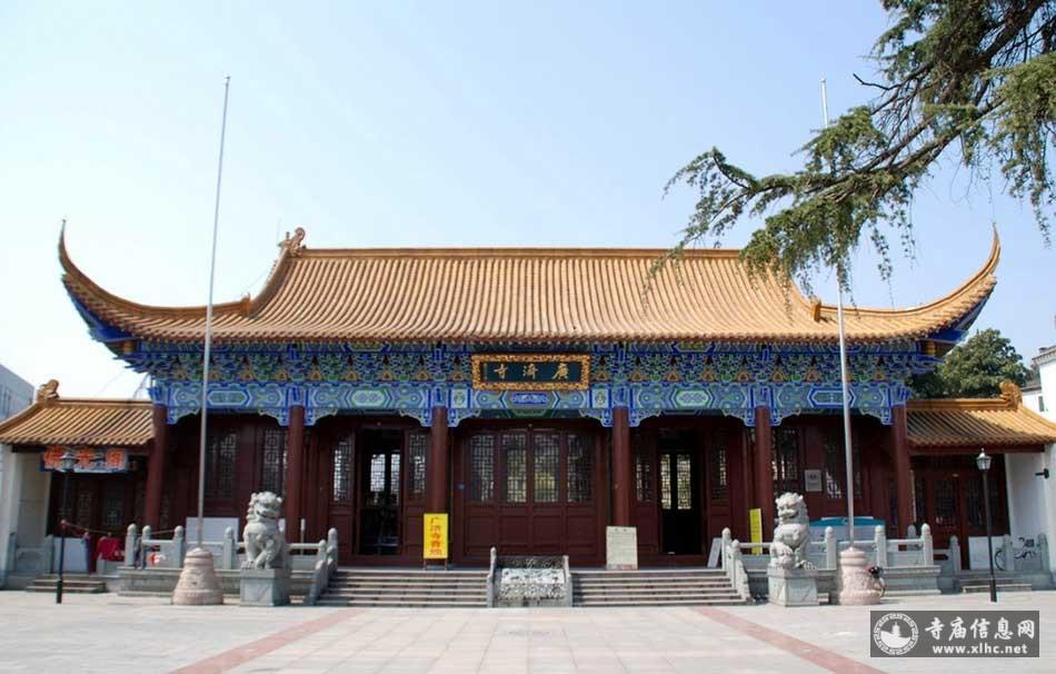 安徽芜湖广济寺-寺庙信息网