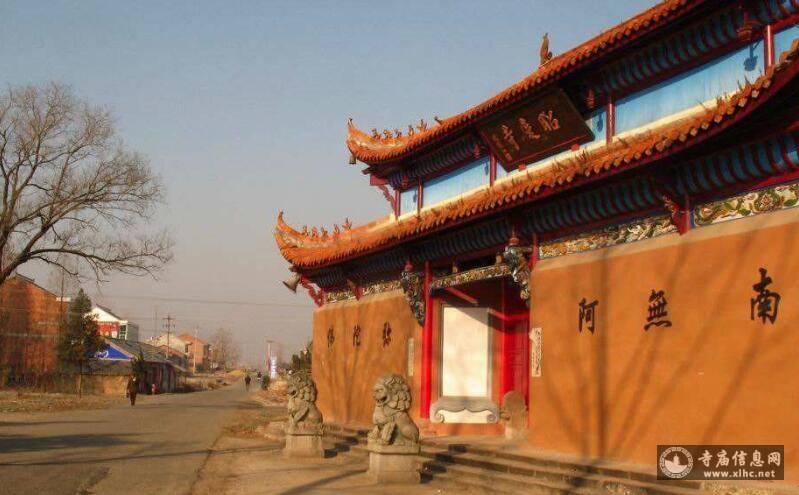 安徽六安昭庆寺-寺庙信息网