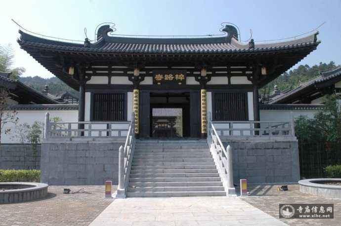 安徽黄山梓路寺-寺庙信息网