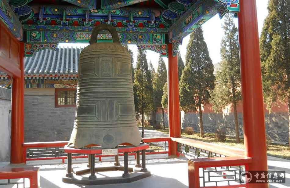 北京海淀区觉生寺(大钟寺)-寺庙信息网