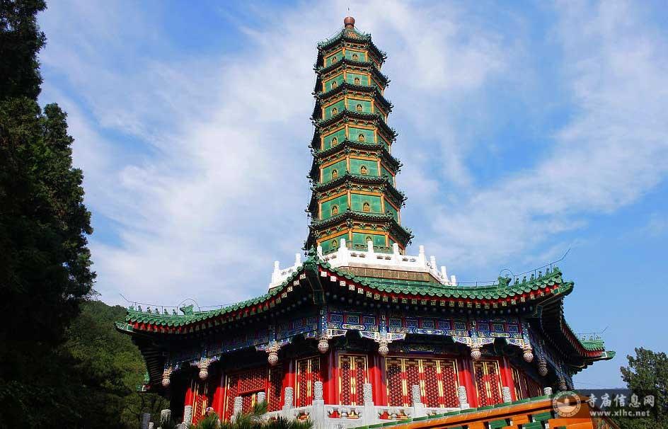 北京香山-佛教十大小名山-寺庙信息网