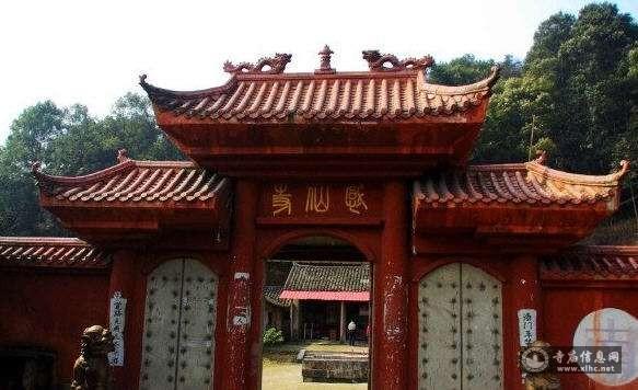 重庆江津感仙寺-寺庙信息网