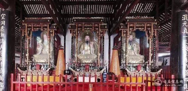 中国道教建筑特点,了解中国道教的宫观和神仙!-寺庙信息网