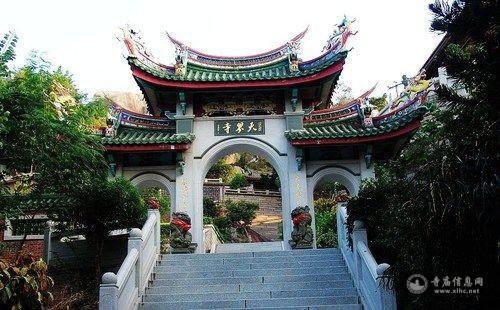 福建厦门天界寺-寺庙信息网