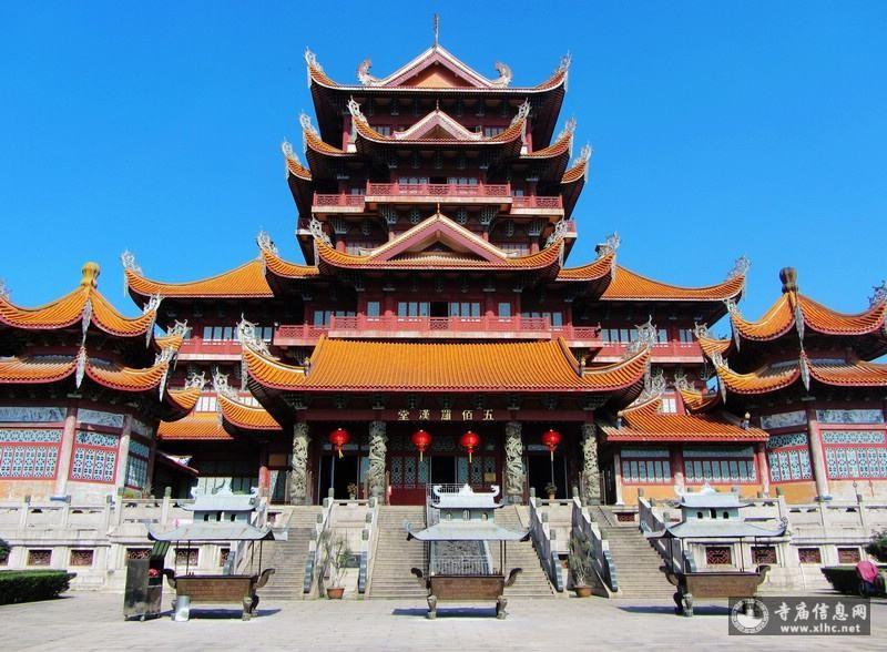 福建福州西禅寺-寺庙信息网