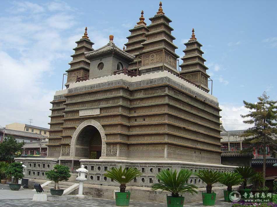 中国佛塔7种造型-寺庙信息网
