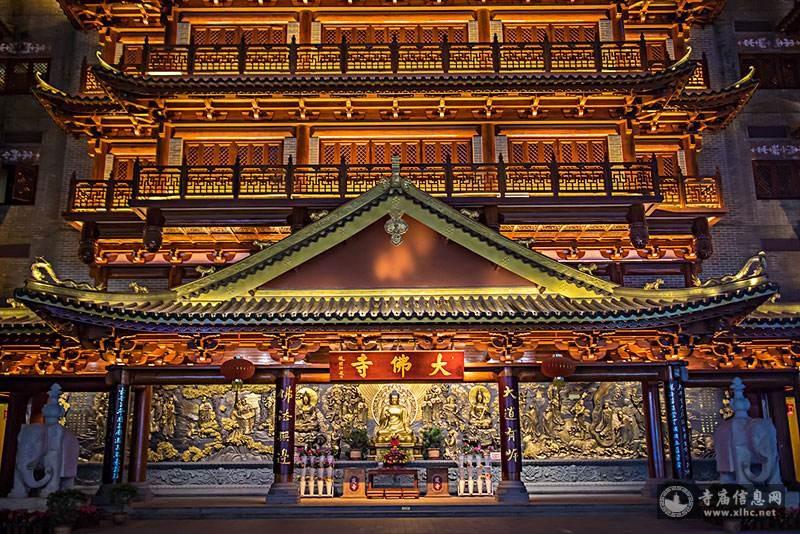 广东广州大佛寺-寺庙信息网