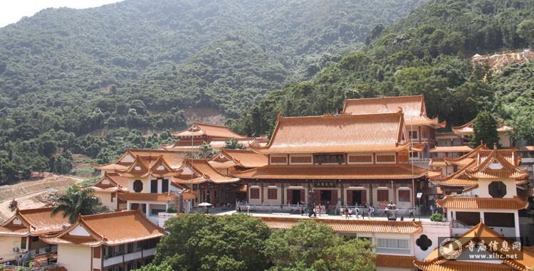 广东深圳弘法寺-寺庙信息网