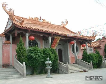广东潮阳莲峰古寺-寺庙信息网