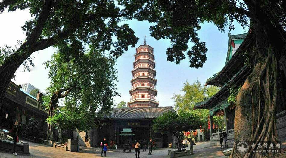 广东广州六榕寺-寺庙信息网
