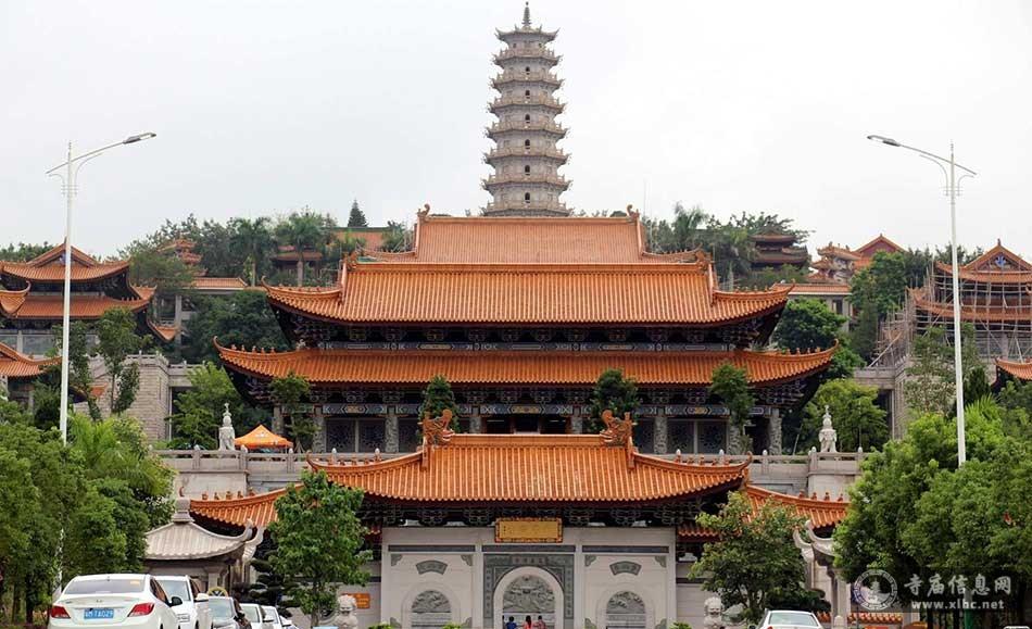 广东梅州千佛塔寺-寺庙信息网