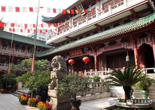 广东广州无著庵-寺庙信息网
