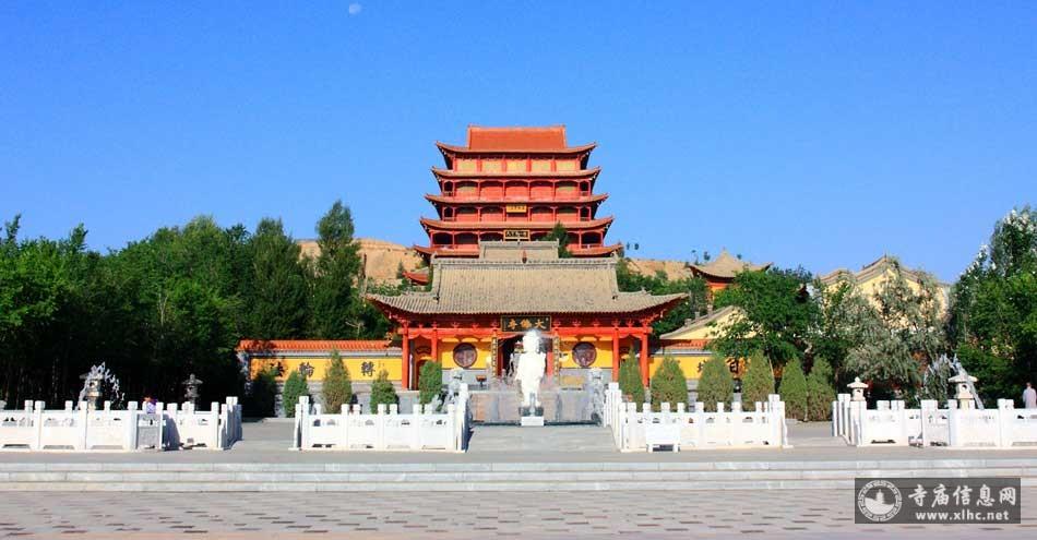 甘肃山丹大佛寺-寺庙信息网