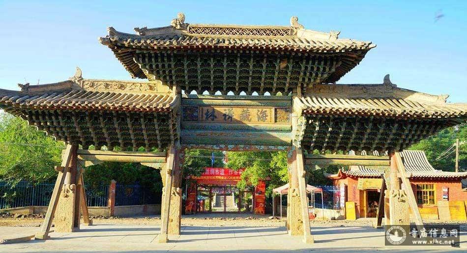 甘肃武威海藏寺-寺庙信息网