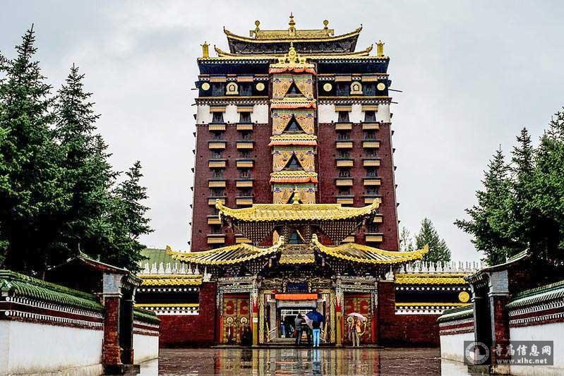 甘肃甘南合作寺-寺庙信息网