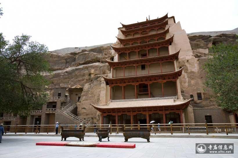 甘肃敦煌莫高窟-寺庙信息网