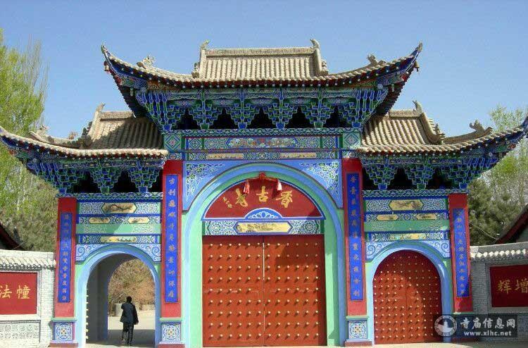 甘肃临泽香古寺-寺庙信息网
