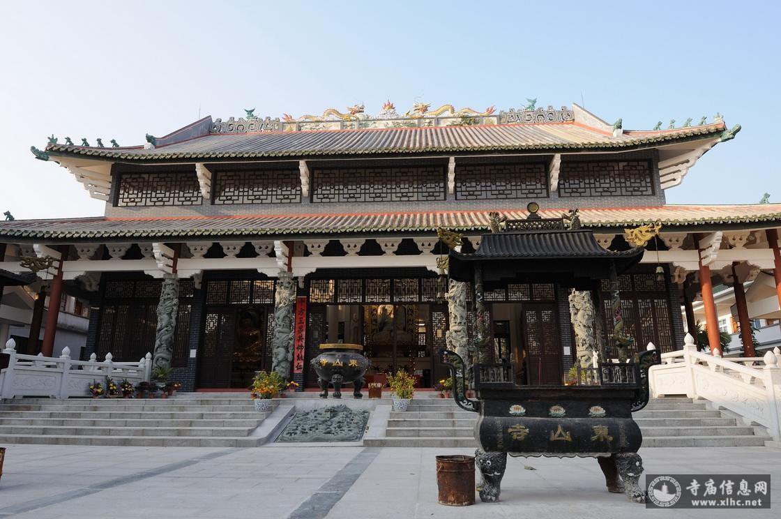 广西北海合浦东山寺-寺庙信息网
