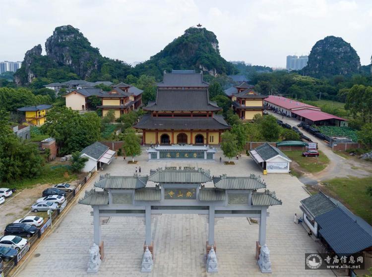 广西贵港南山寺-寺庙信息网