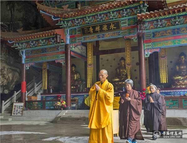 广西百色水源寺-寺庙信息网