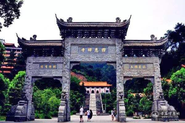 广西梧州四恩寺-寺庙信息网
