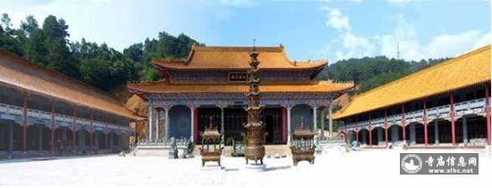 广西钦州威德寺-寺庙信息网