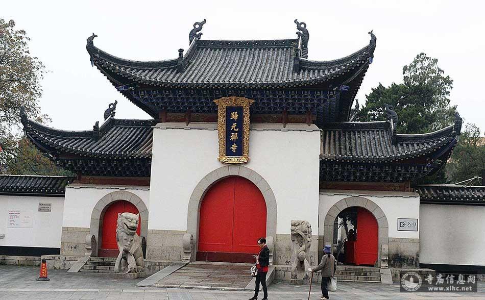 湖北武汉归元禅寺-寺庙信息网
