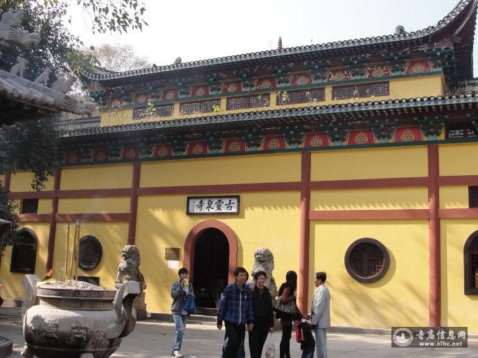湖北鄂州古灵泉寺-寺庙信息网