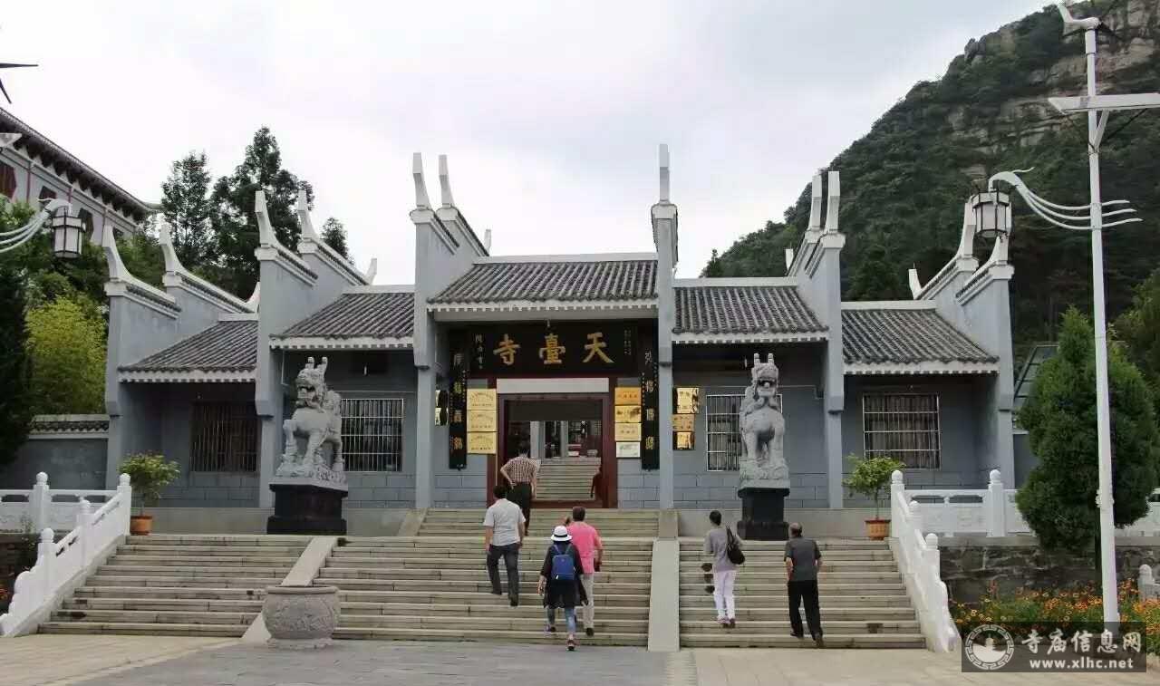 湖北红安天台寺-寺庙信息网