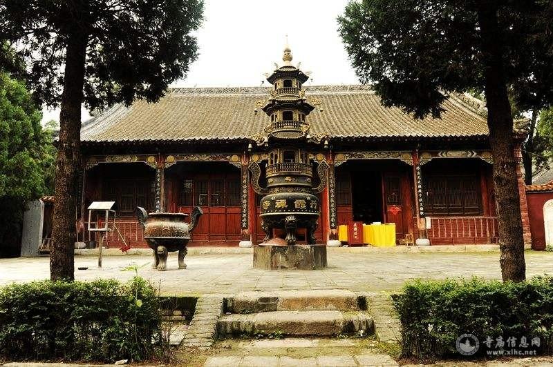 河南南召丹霞寺-寺庙信息网