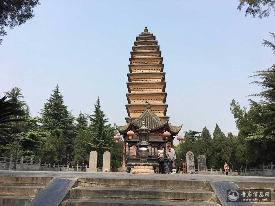 河南洛阳齐云塔院-寺庙信息网