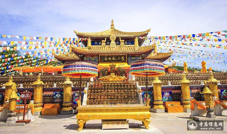 海南三亚南山寺-寺庙信息网