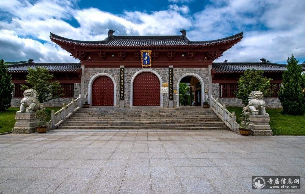 湖南浏阳石霜寺-寺庙信息网