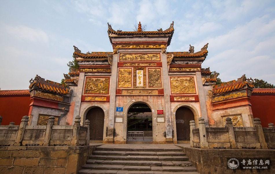 湖南衡山祝圣寺-护程网络科技