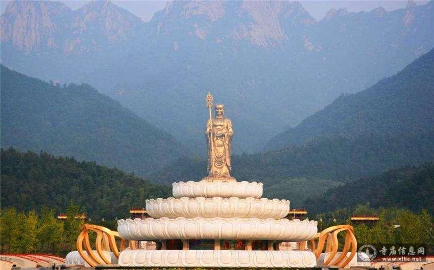 九华山-中国佛教四大名山-寺庙信息网