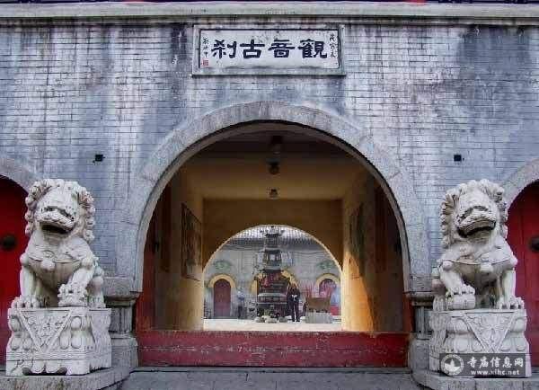 吉林观音寺(观音古刹)-全国唯一的一坐南朝北的观音寺庙-寺庙信息网