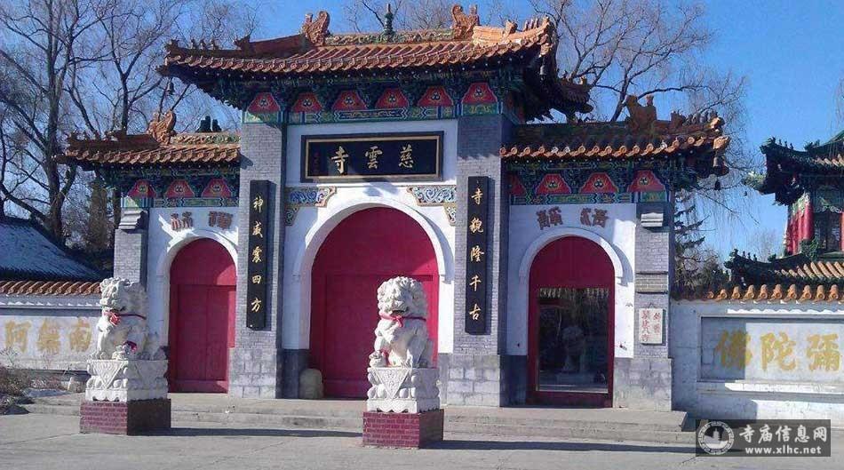 黑龙江哈尔滨依兰慈云寺-黑龙江省最大的尼姑庙-寺庙信息网