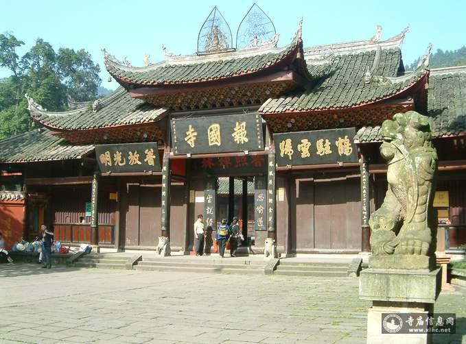 江苏苏州报国寺-寺庙信息网