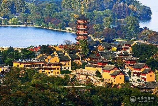江苏南京鸡鸣寺-寺庙信息网