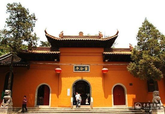 江苏南京灵谷寺-寺庙信息网