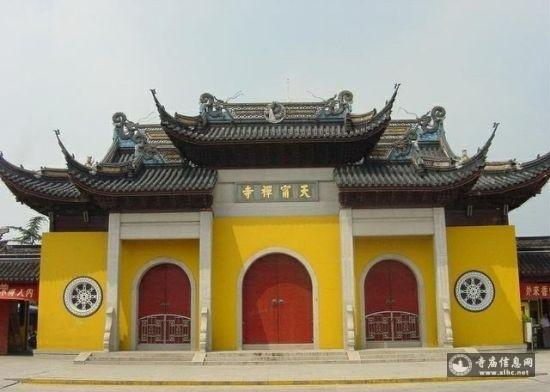 江苏常州天宁寺-寺庙信息网