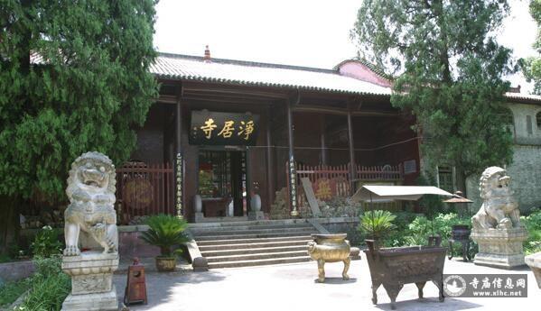 江西吉安净居寺-寺庙信息网