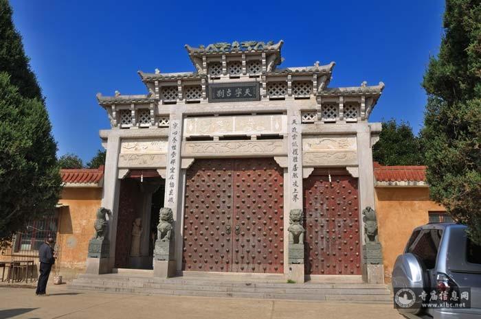 江西南昌天宁寺-寺庙信息网