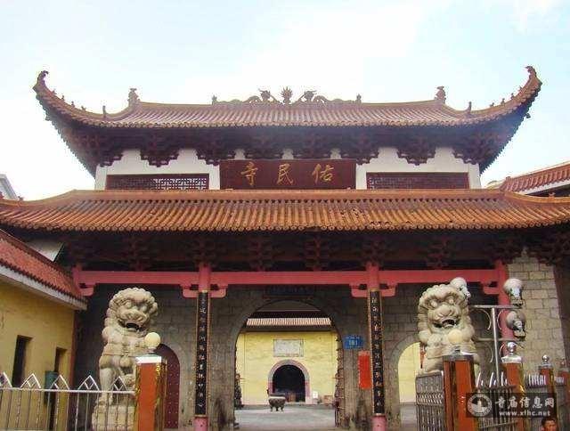 江西南昌佑民寺-寺庙信息网