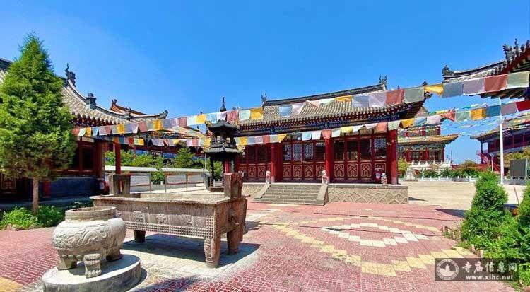 内蒙古包头九原观音禅寺-寺庙信息网