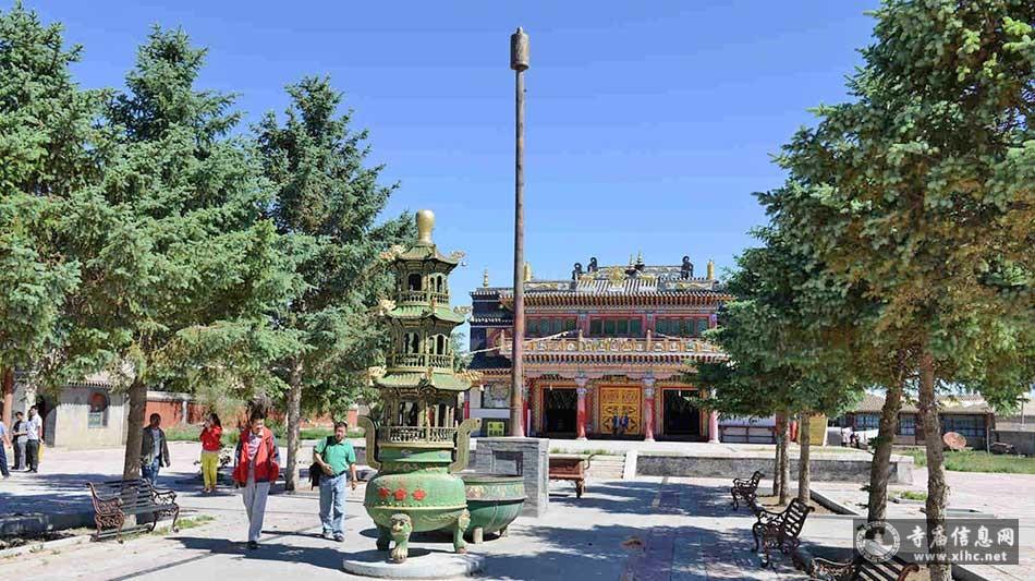 内蒙古包头普会寺(希拉穆仁庙)-寺庙信息网