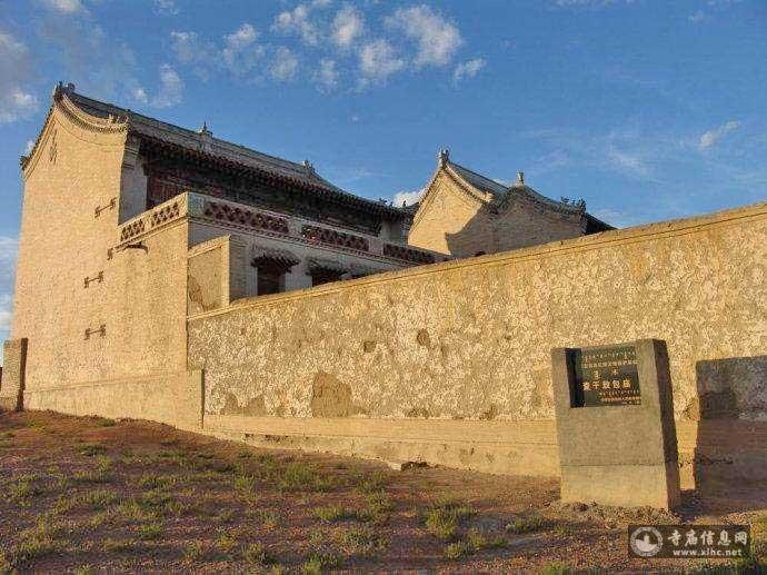 内蒙古锡林郭勒盟查干敖包庙(福佑寺)-寺庙信息网